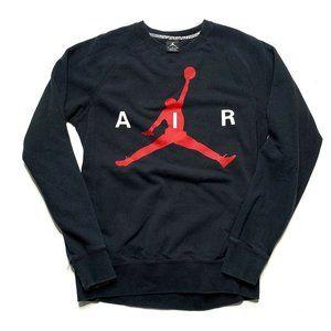 Vintage Air Jordan Crewneck Sweatshirt Size Small